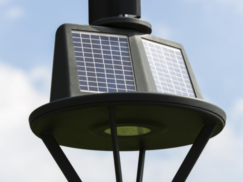 Lampadaires solaires pour éclairer nos plateformes