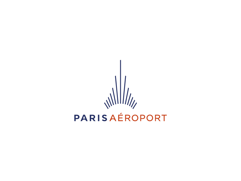 Logo de Paris Aéroport