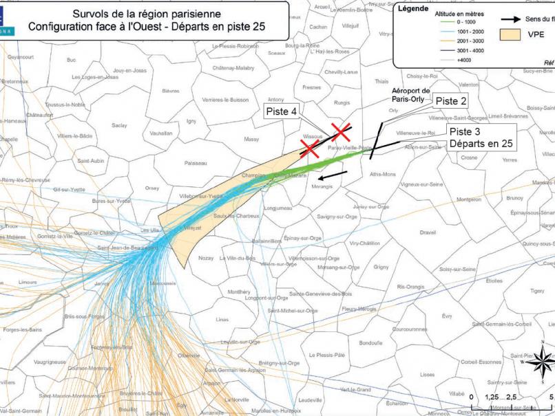 Image 2 : décollages atypiques par vent d'Ouest en piste 3 (25)
